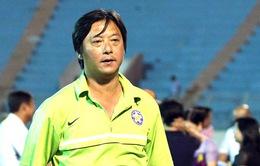 HLV Lê Huỳnh Đức chia tay SHB Đà Nẵng sau khi giải VĐQG V.League 2017 kết thúc