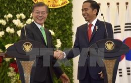 Nâng cấp quan hệ song phương Hàn Quốc - Indonesia