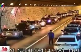 Tai nạn giao thông và cách ứng xử của người dân Hàn Quốc