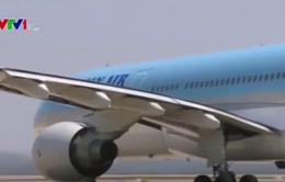 Hàn Quốc giảm chuyến bay đến Trung Quốc