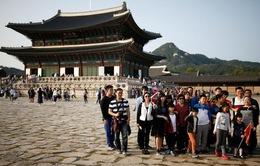 Du khách Hàn Quốc hạn chế tới Trung Quốc
