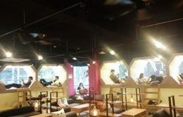 Sự trở lại của những quán cà phê truyện tranh tại Hàn Quốc