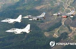 Không quân Mỹ và Hàn Quốc tập trận chung