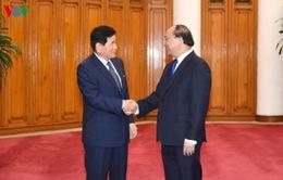 Thủ tướng tiếp nguyên Thị trưởng thành phố Osan, Hàn Quốc