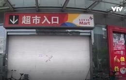 Doanh nghiệp Hàn Quốc thất thu tại Trung Quốc giữa tâm bão tẩy chay