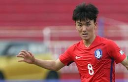 VIDEO: Hwang In-beom sút tung lưới U23 Việt Nam, nới rộng tỉ số cho U23 Hàn Quốc