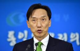 Hàn Quốc duy trì viện trợ nhân đạo cho Triều Tiên