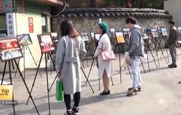 Quảng bá vẻ đẹp Việt Nam tại Hàn Quốc