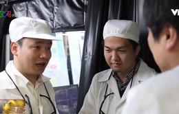 Nhật Bản hỗ trợ phát triển ngành hàn tại Việt Nam