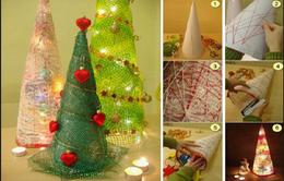 """Biến tấu đồ trang trí Giáng sinh """"handmade"""" và cách bảo quản"""