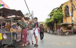 Sắp xếp lại việc buôn bán hàng rong ở phố cổ Hội An
