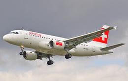 Lợi nhuận của Hàng không Thụy Sỹ sụt giảm