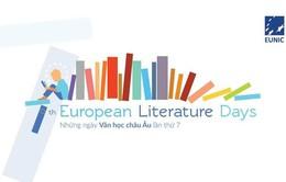 Rộn ràng Những ngày văn học châu Âu ở Việt Nam