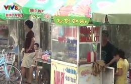 Nghệ An: Mất an toàn vệ sinh thực phẩm trước cổng trường học