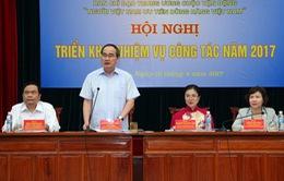 Triển khai cuộc vận động người Việt Nam ưu tiên dùng hàng Việt Nam