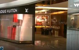 Hàng loạt cửa hàng xa xỉ đóng cửa tại Hàn Quốc