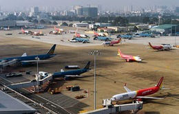 Bàn giao đất mở rộng sân bay Tân Sơn Nhất cho Bộ GTVT
