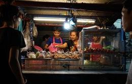 Thủ đô Bangkok cấm bán hàng rong