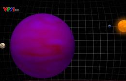 Các nhà khoa học Mỹ phát hiện một hành tinh giống Trái đất