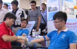 Tạm đủ nguồn máu phục vụ điều trị tại 18 tỉnh, thành phía Bắc