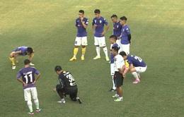 Nỗi lo hàng thủ của CLB Hà Nội trước vòng 19 giải bóng đá VĐQG