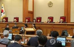 Tổng thống Hàn Quốc đề nghị lùi ngày tổ chức phiên xem xét vụ luận tội