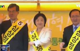 Hàn Quốc: Ứng viên Tổng thống vận động tranh cử bằng nhạc K-pop