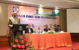 Kết nối Thương mại Nông nghiệp, Thủy sản và Thực phẩm giữa Việt Nam - Ấn Độ