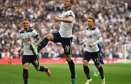 Harry Kane: Tottenham không cần nhìn xuống Arsenal mãi như thế
