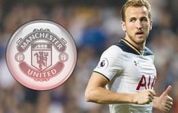 Chuyển nhượng bóng đá quốc tế ngày 26/6/2017: Tottenham ra giá cho Harry Kane