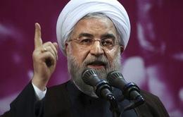 Ông Hassan Rouhani tái đắc cử Tổng thống Iran