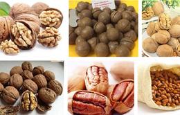 Các loại hạt có thể giúp kiểm soát tình trạng ung thư ruột kết