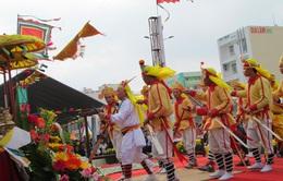 Lễ hội Cầu ngư - Nét đẹp văn hóa độc đáo của ngư dân miền biển