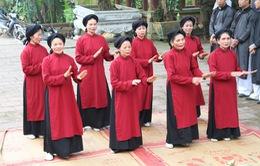 Gìn giữ điệu hát xoan cổ trên đất Vua Hùng