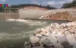 Hà Tĩnh: Những dự án nông nghiệp chưa xây xong đã xuống cấp