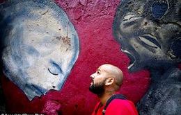 Nghệ thuật đường phố của Cuba