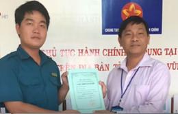 Vũng Tàu: Phường gửi thiệp chúc mừng đám cưới, khai sinh công dân