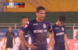 VIDEO Tổng hợp diễn biến trận đấu: CLB TP Hồ Chí Minh - B.Bình Dương