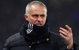 Mourinho lo lắng vì Man Utd phải chia tay Ngoại hạng Anh trong 3 tuần