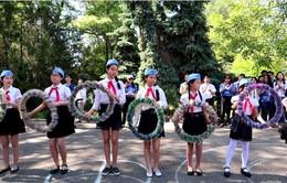 """Trại hè """"Ước mơ 2017"""" tại Odessa, Ukraine"""