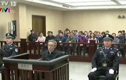 Trung Quốc kết án tù chung thân nguyên Phó Chánh án Tòa án NDTC