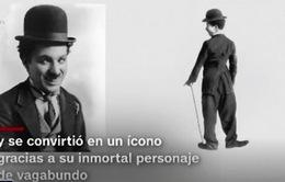 Clip kỷ niệm 40 năm ngày mất của vua hề Charles Chaplin