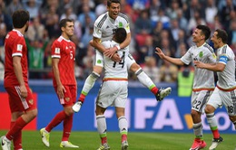 Cúp Liên đoàn các châu lục 2017: ĐT Nga dừng bước tại vòng bảng