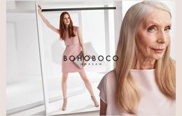 Phong thái chuyên nghiệp của siêu mẫu U80 Helena Norowicz