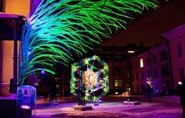 Rực rỡ lễ hội ánh sáng tại Helsinki, Phần Lan