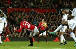 """Mkhitaryan """"càn quét"""" top 3 bàn thắng đẹp nhất của Man Utd tháng 12"""