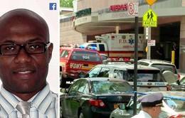 Xả súng tại bệnh viện New York, Mỹ: Thủ phạm là bác sĩ đã thôi việc