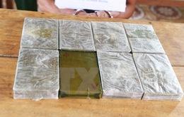 Điện Biên bắt 3 đối tượng buôn bán heroin
