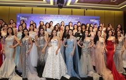 Cuộc thi Hoa hậu Hoàn vũ Việt Nam 2017 diễn ra trong hơn một tháng