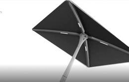 Sunflower - Mái hiên thông minh phát wifi và chống tia UV